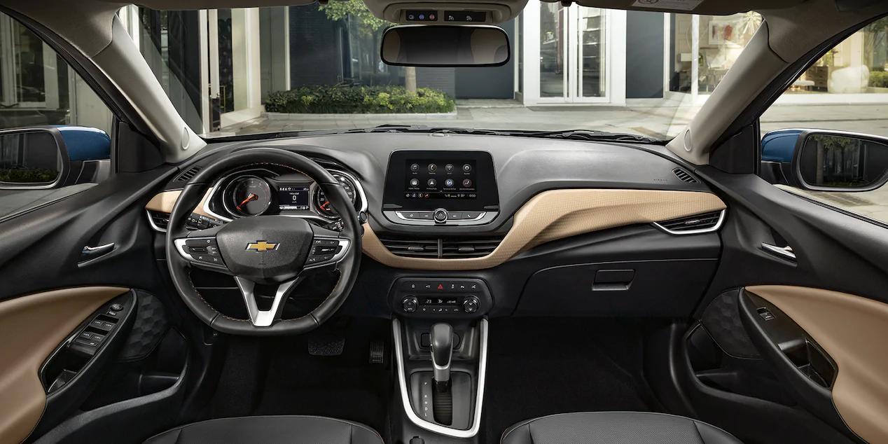 Chevrolet Onix precio 3