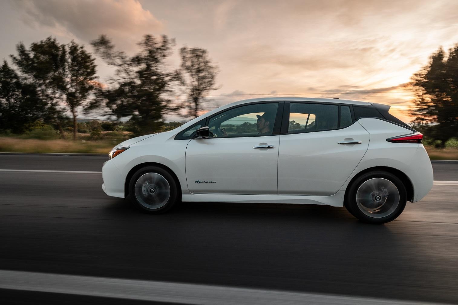 Nissan Leaf precio 5