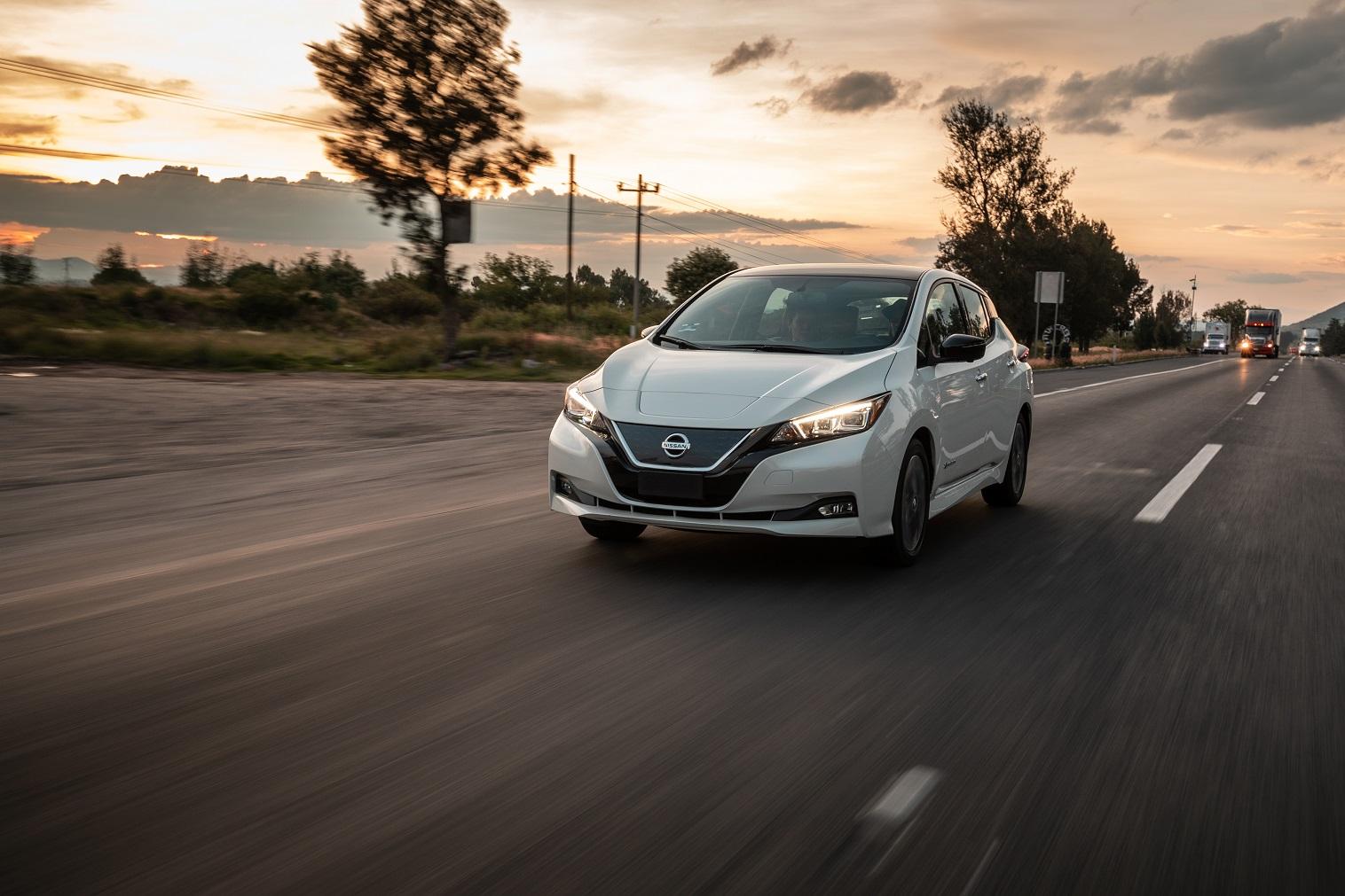 Nissan Leaf precio 4