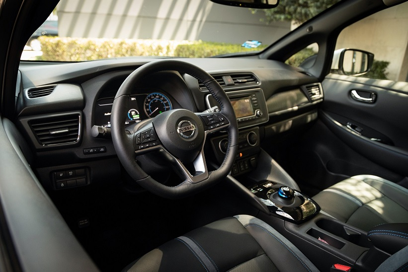 Nissan Leaf precio mexico