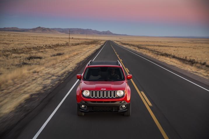 Jeep Renegade precio 6