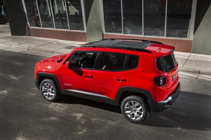 Jeep Renegade precio 3