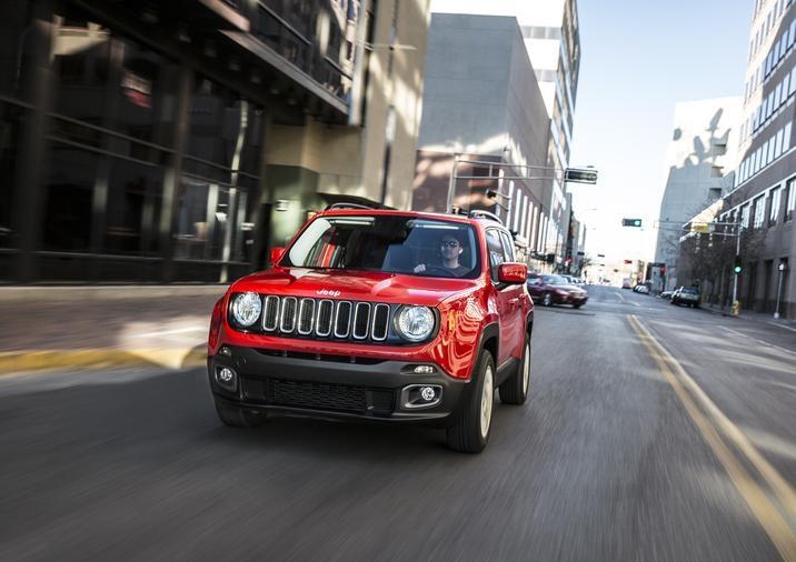 Jeep Renegade precio 7
