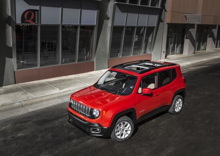 Jeep Renegade precio 2