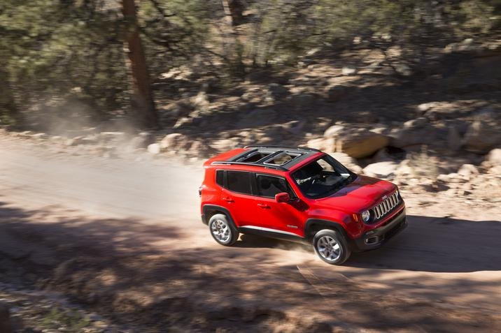 Jeep Renegade precio 10