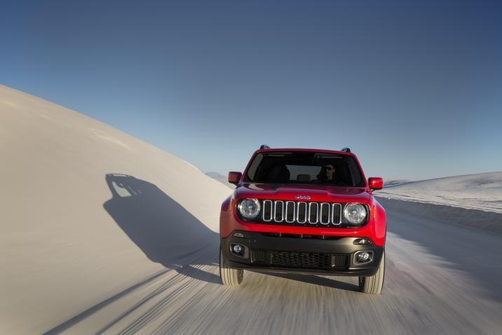 Jeep Renegade precio 4
