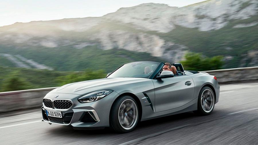 BMW Z4 M40i 2021 resena opiniones Tiene un diseño elegante, enérgico y futurista