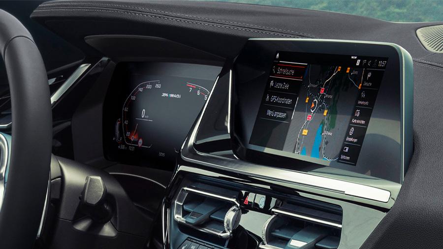 BMW Z4 M40i 2021 resena opiniones No decepciona en el apartado tecnológico