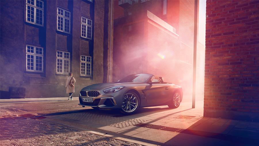 BMW Z4 M40i 2021 resena opiniones se puede comprar en 2 versiones