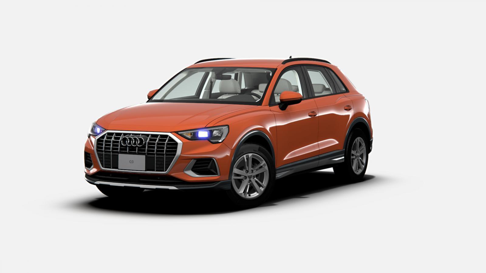 La Audi Q3 precio mexico se vende en el mercado mexicano