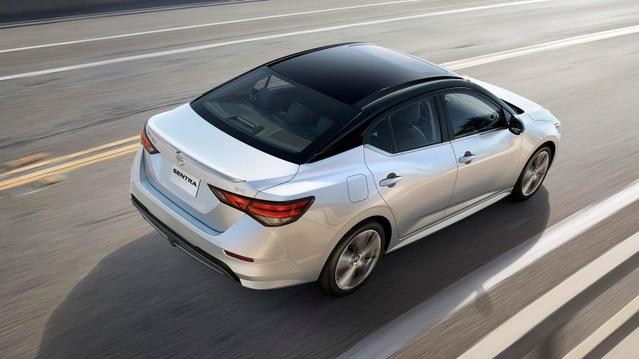 El cliente Nissan Sentra precio mexico puede elegir las versiones bitono, las cuales lucen más juveniles y modernas