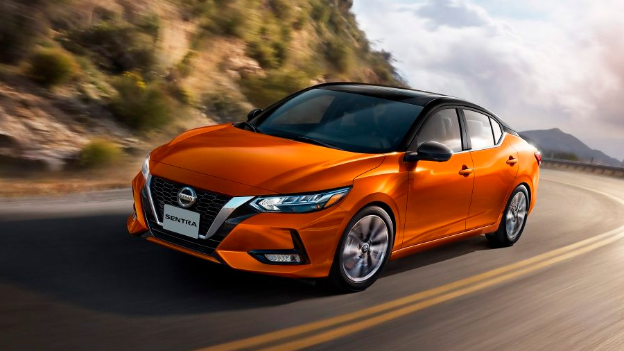 El diseño Nissan Sentra precio mexico se ajusta a la nueva filosofía estética de la marca