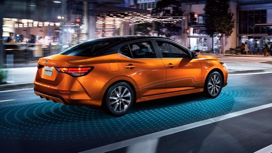 El Nissan Sentra precio mexico luce moderno, tecnológico y sofisticado