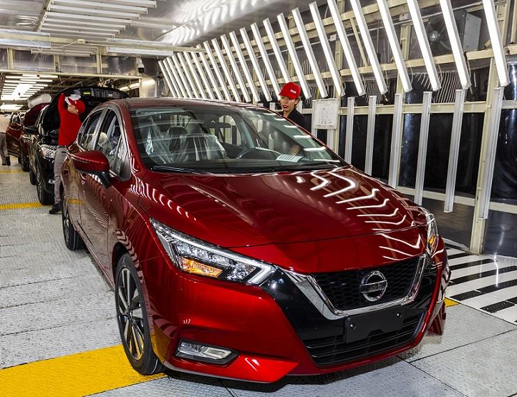 Nissan es el marca más vendida en México