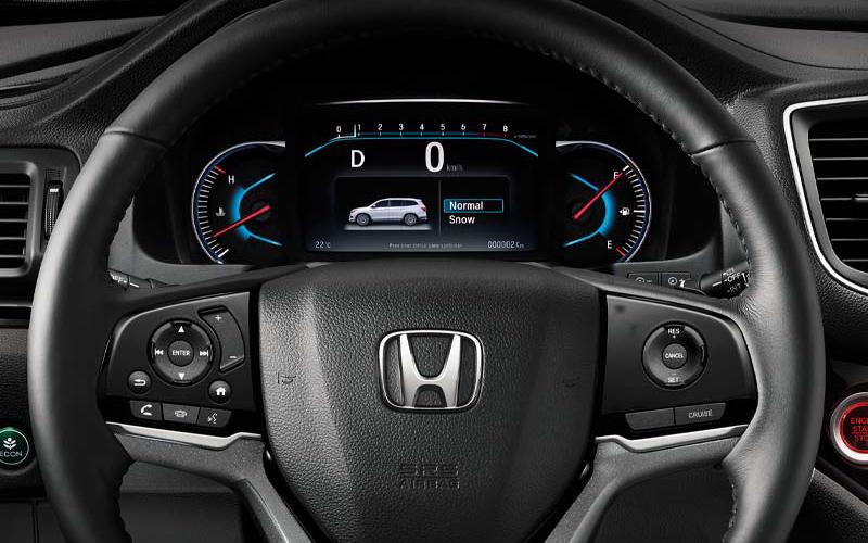 Honda Pilot precio mexico