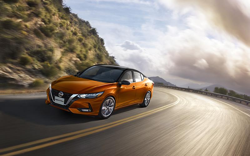Nissan Sentra Exclusive CVT 2020 resena opiniones