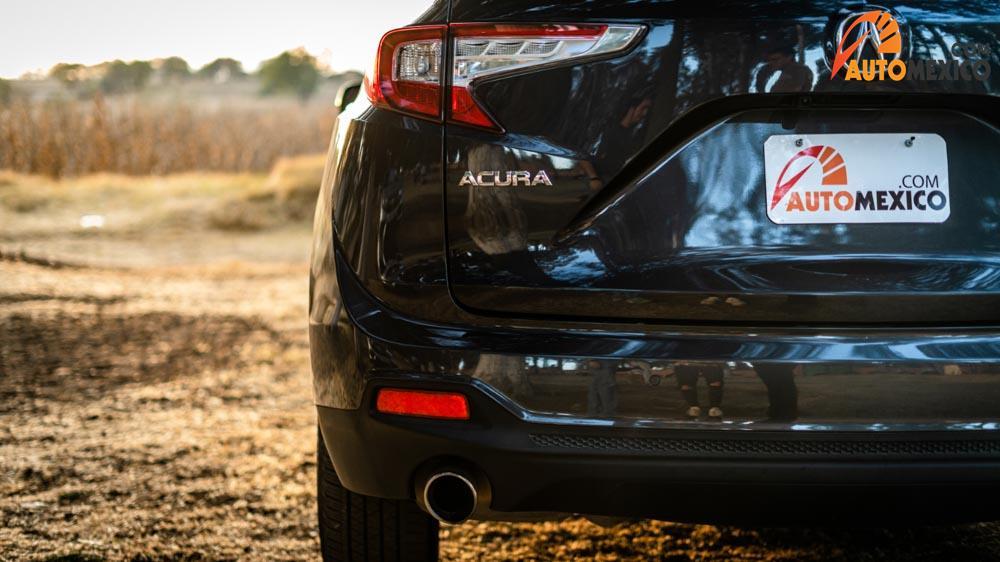 Acura RDX precio mexico 3
