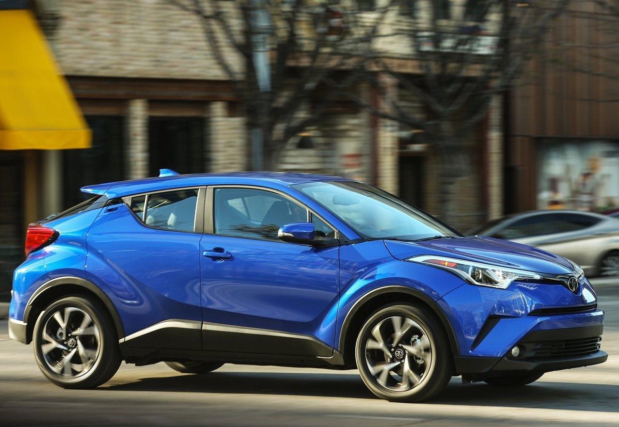 La Toyota C-HR precio mexico tiene seis posibilidades de color