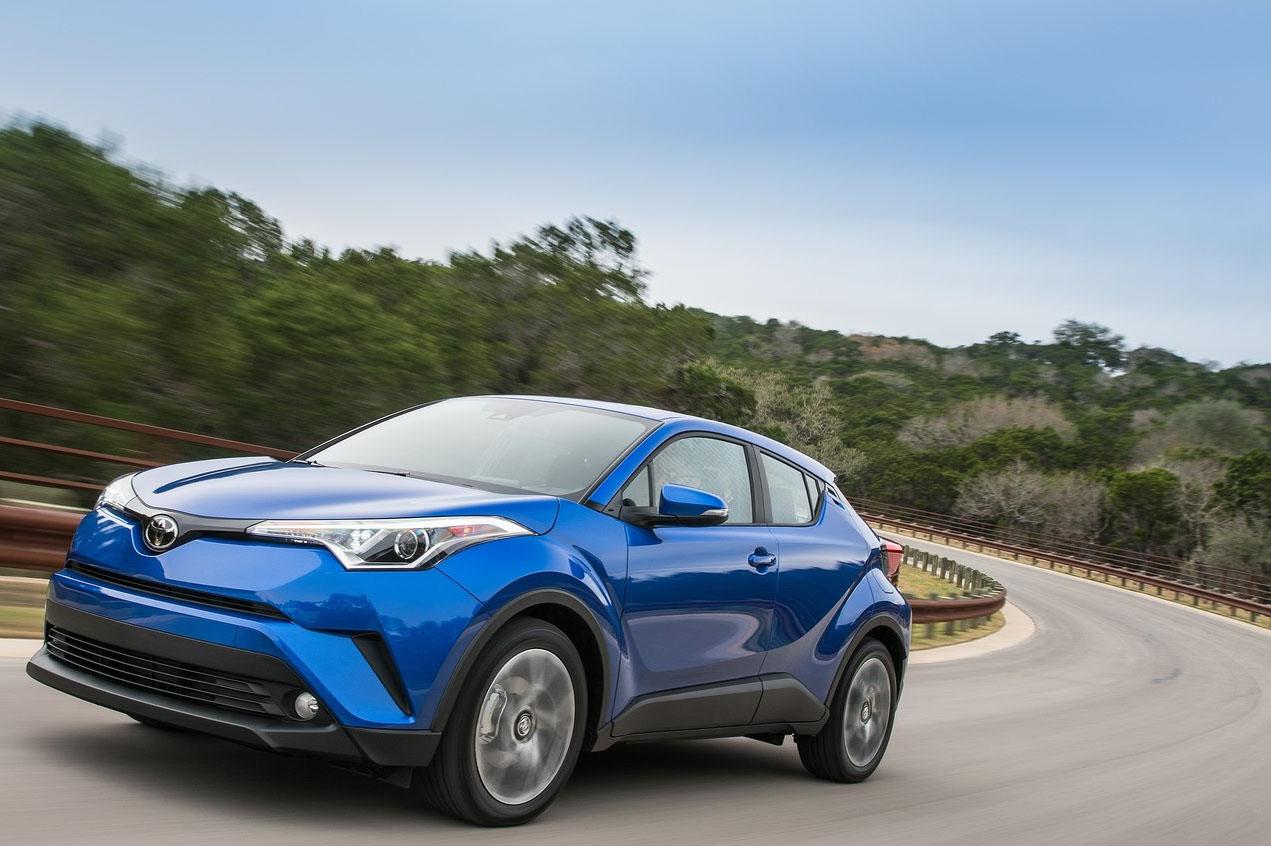 La Toyota C-HR precio mexico tiene transmisión CVT