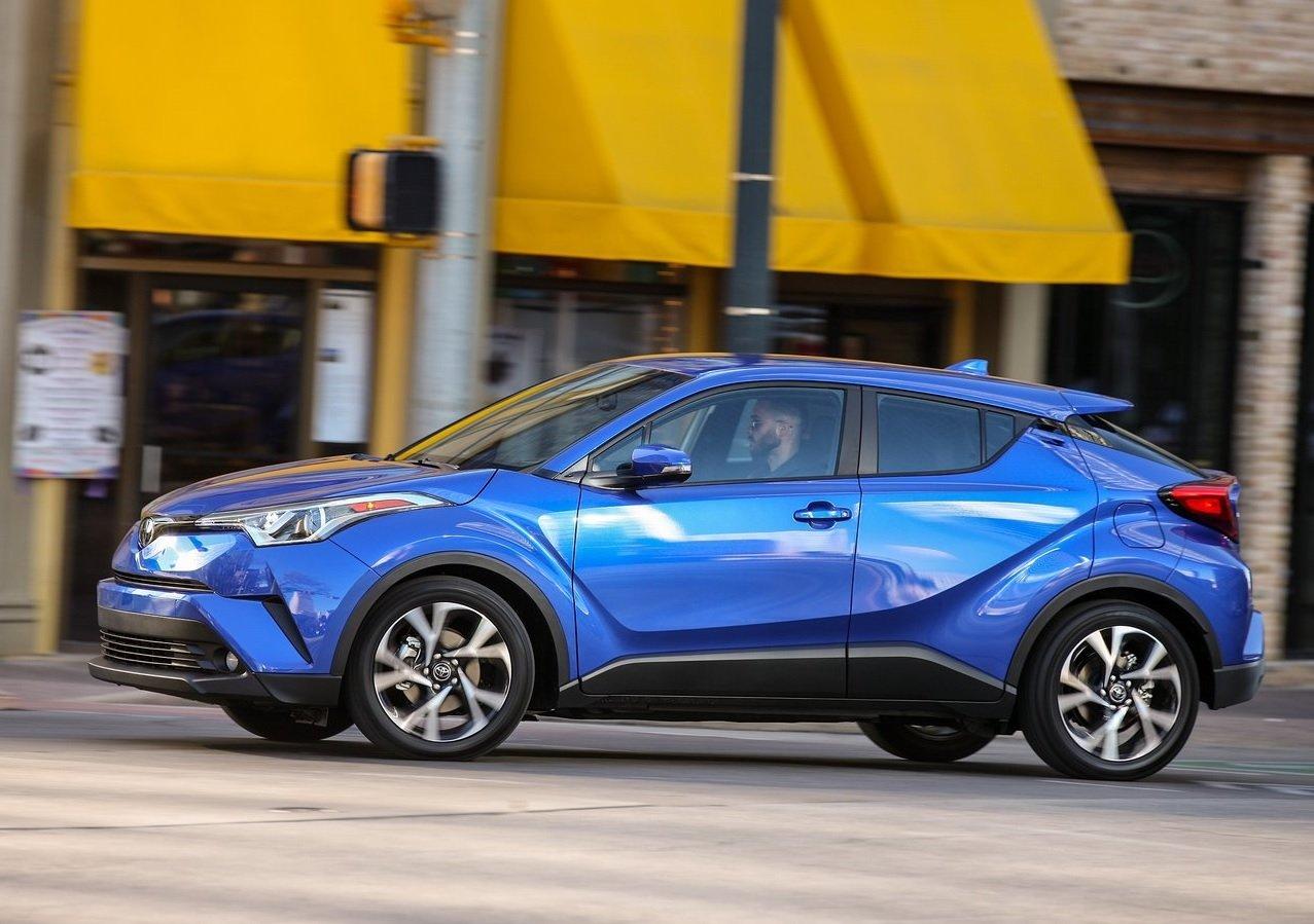 La Toyota C-HR precio mexico tiene dirección eléctrica