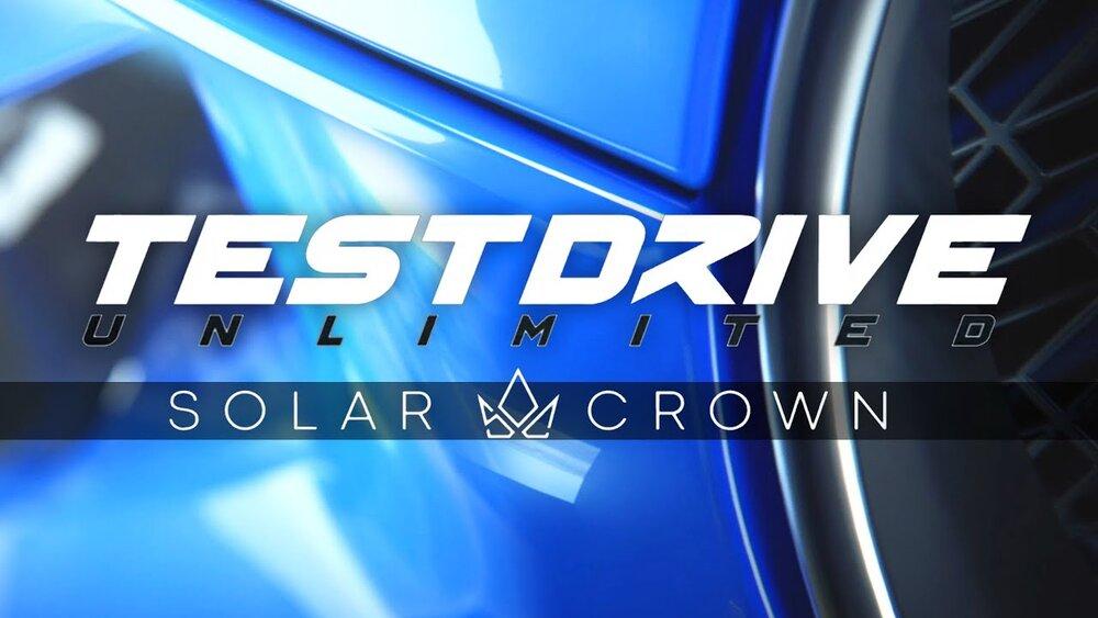 Test Drive Unlimited Solar Crown
