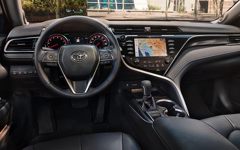 Toyota Camry precio mexico