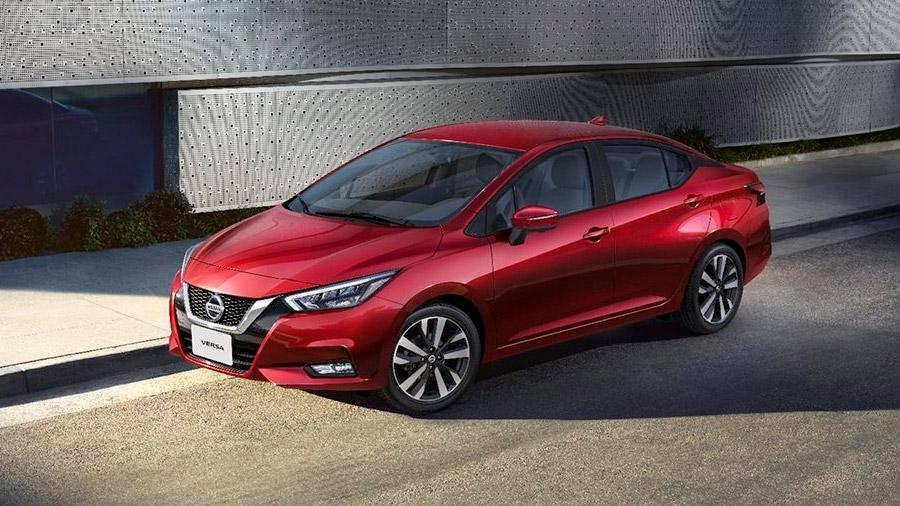 El Nissan Versa fue el modelo más vendido en este periodo