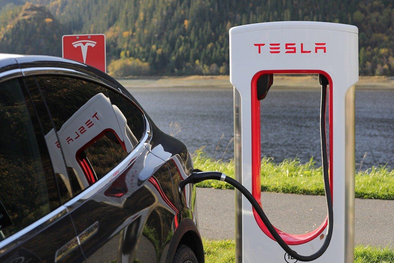 Tesla cargadores