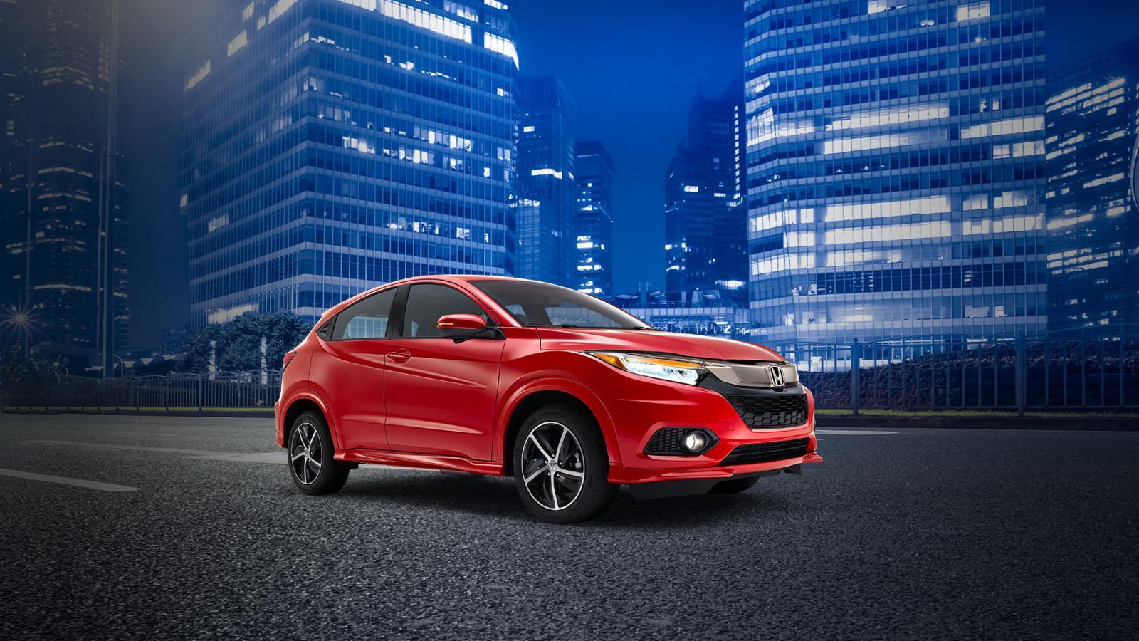 La Honda HR-V es una SUV pensada en los jóvenes