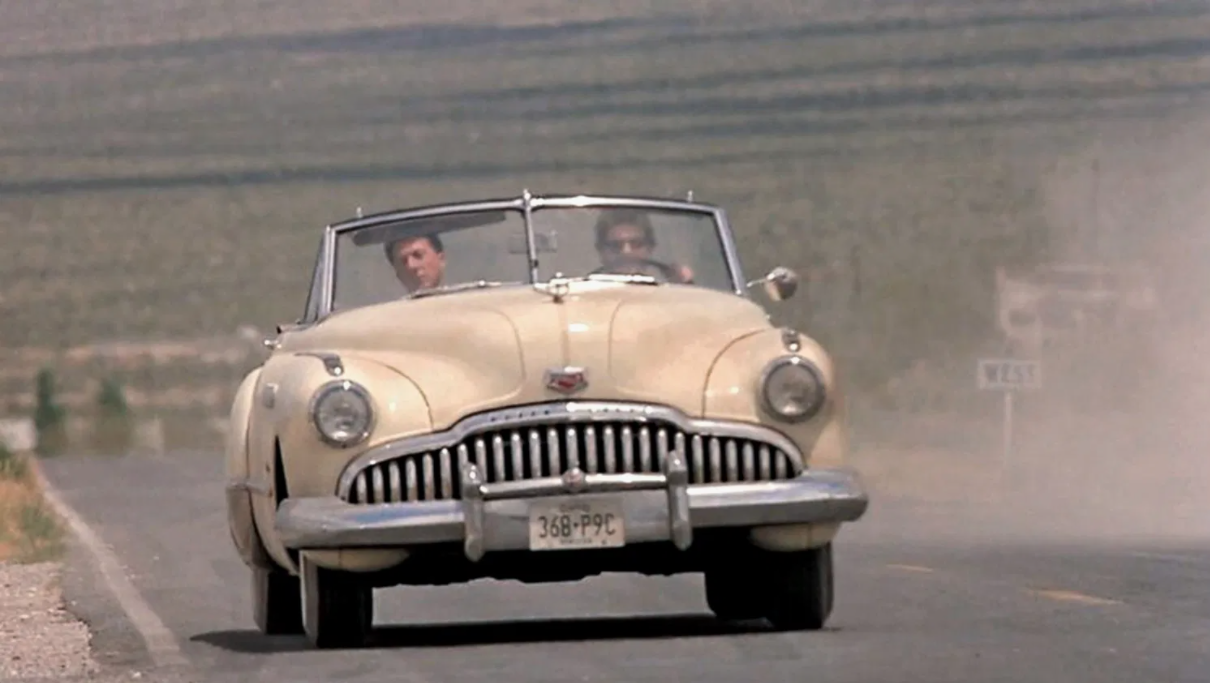 Tom Cruise Buick