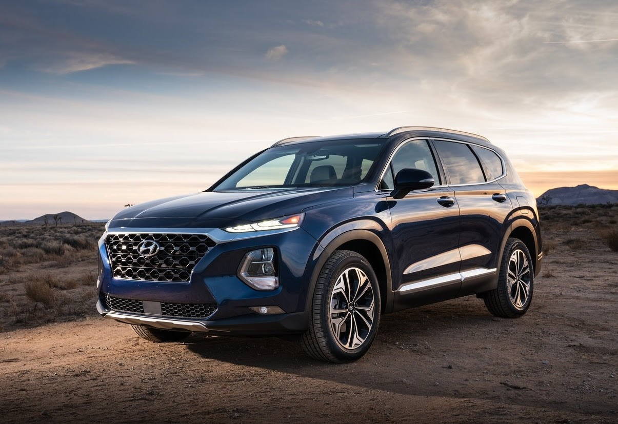 Hyundai Santa Fe precio mexico en venta