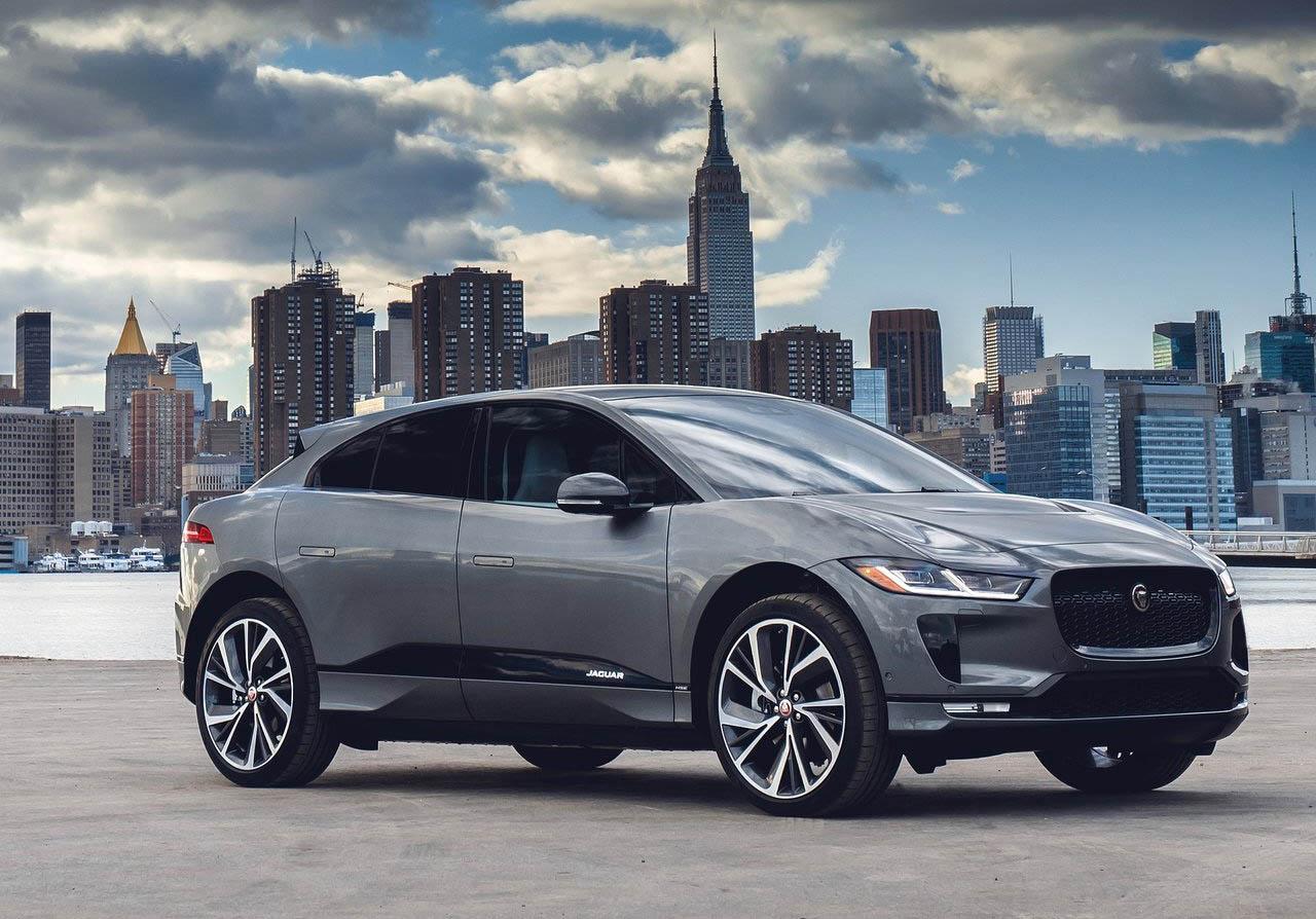 La Jaguar I-Pace será utilizada para un proyecto en Noruega