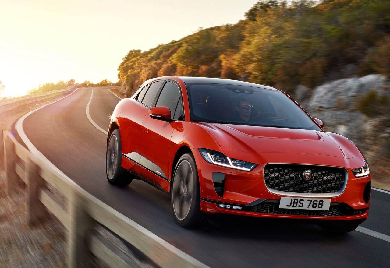 La Jaguar I-Pace será utilizada en Noruega en un proyecto importante