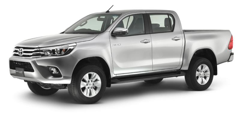 Toyota Hilux precio mexico