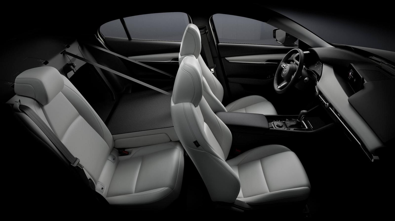 Mazda 3 Sedán i Grand Touring 2020 Kia Forte Sedán 2.0 GT Line 2020 comparativa