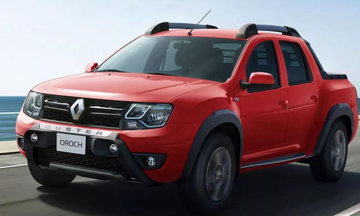 Renault Oroch Outsider TA 2020 Ram 700 Club Cab Adventure 2020 comparativa