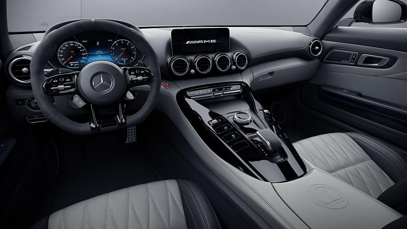 Mercedes-AMG GT Coupé 2020