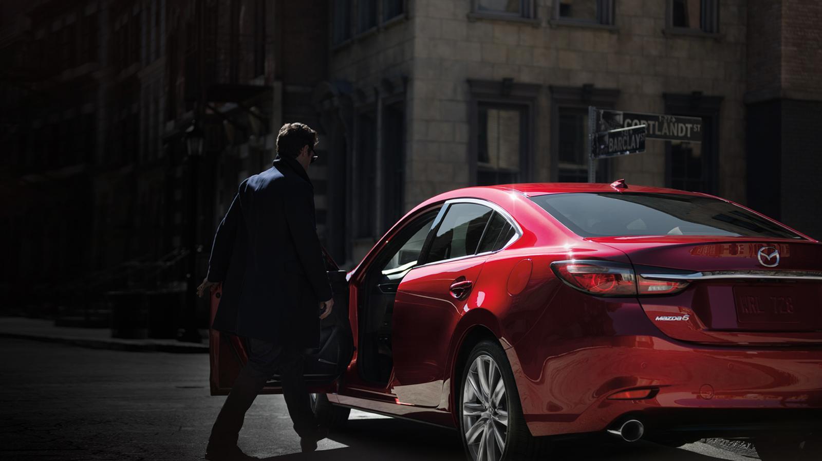 Mazda 6 precio mexico