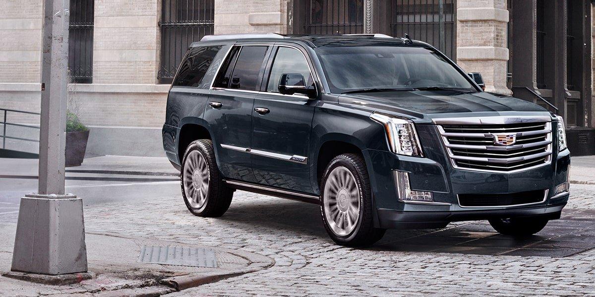 La Cadillac Escalade es muy elegante
