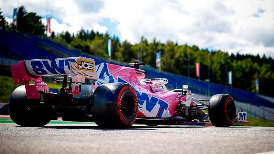 Checo Pérez dejó la puerta abierta a su posible salida de Racing Point