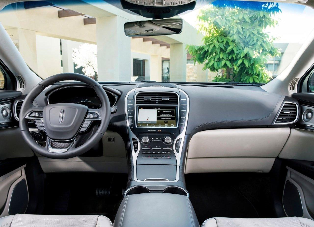 La Lincoln Nautilus precio mexico tiene dos opciones de motor