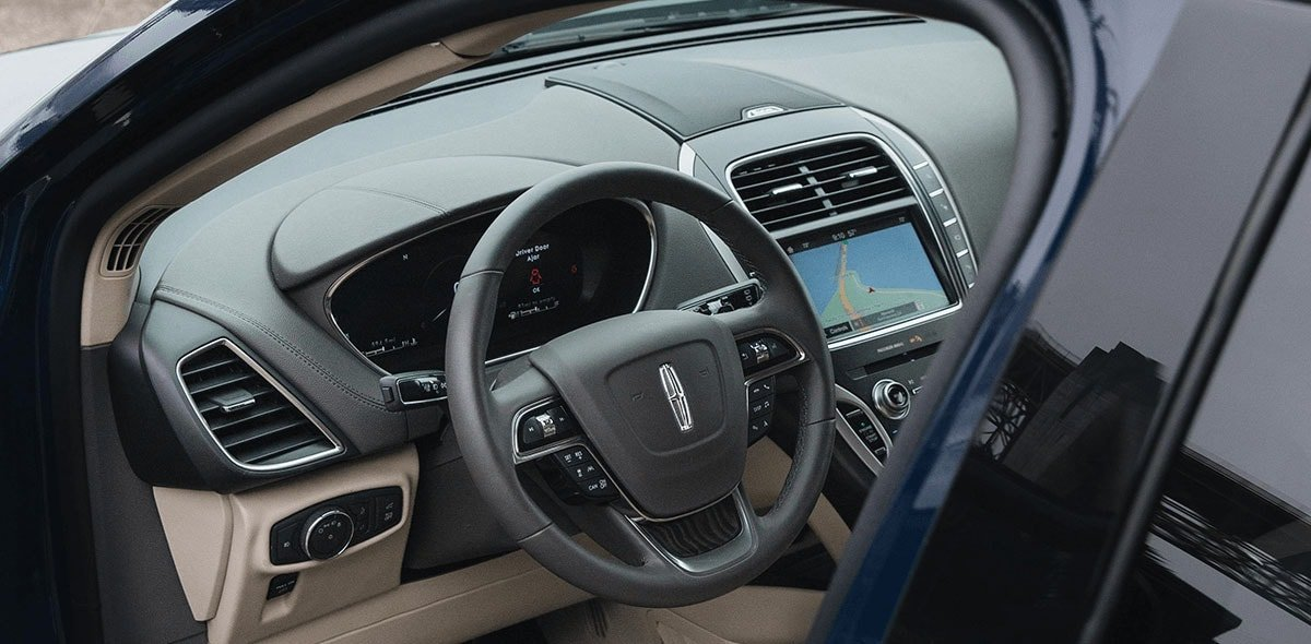 La Lincoln Nautilus precio mexico tiene un buen sistema de audio