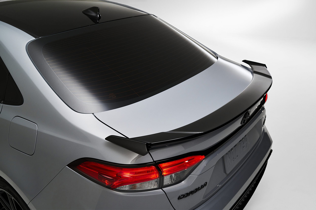 Toyota Corolla Apex Edition