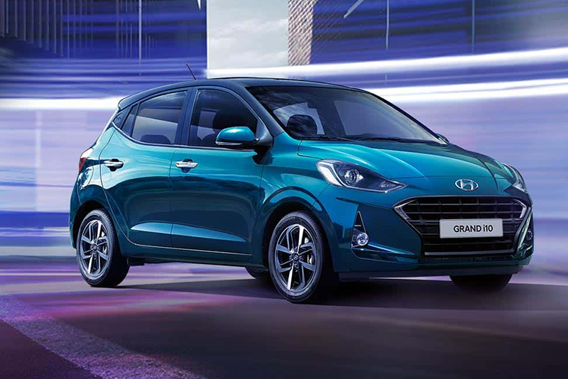 Hyundai Grand i10 Hatchback 2021