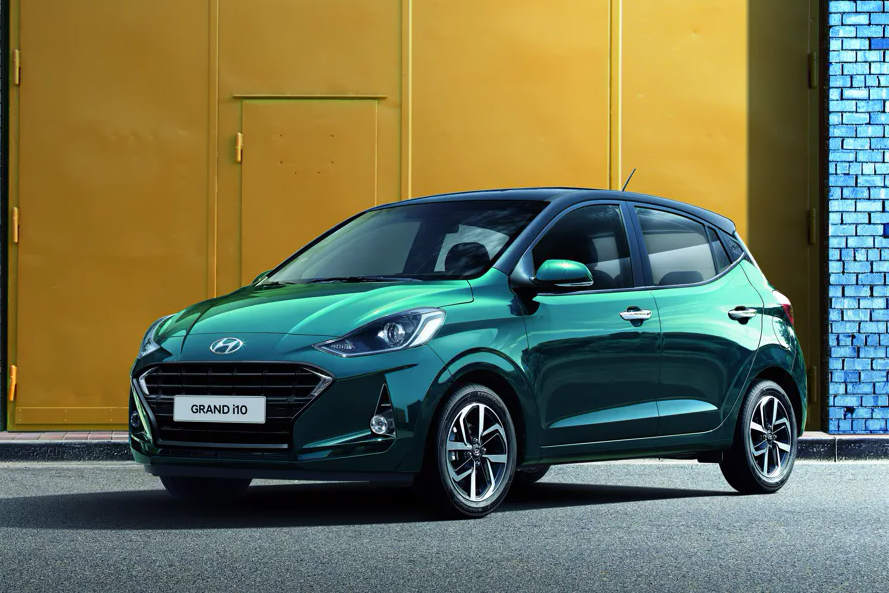 Hyundai Grand i10 NS