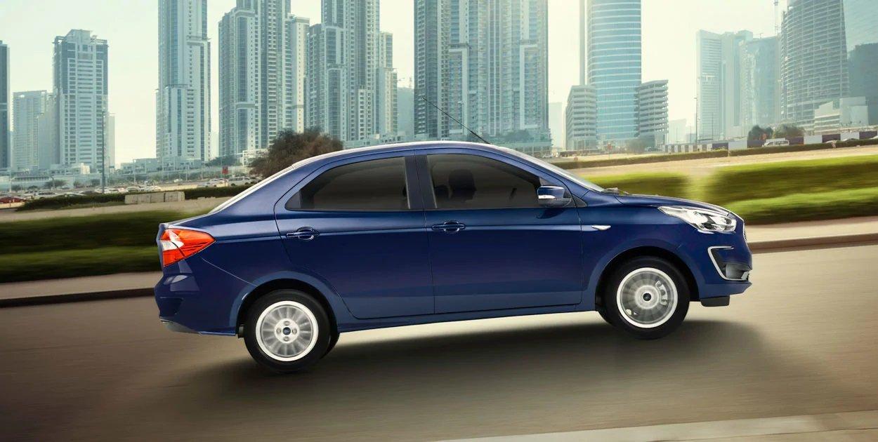Ford Figo precio mexico