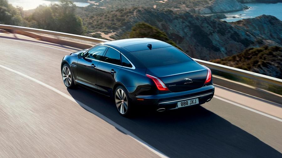 El Jaguar XJ es uno de los modelos más emblemáticos de la marca