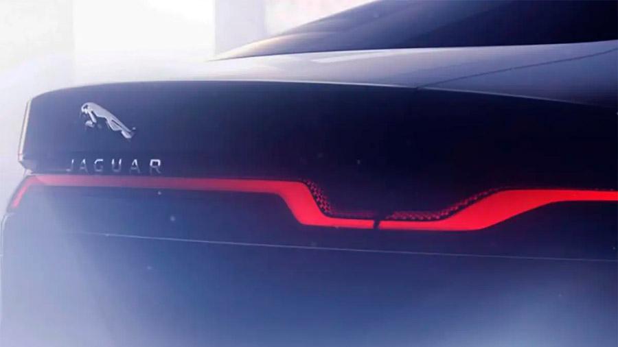 El Jaguar XJ vería la luz hasta el otoño del próximo año