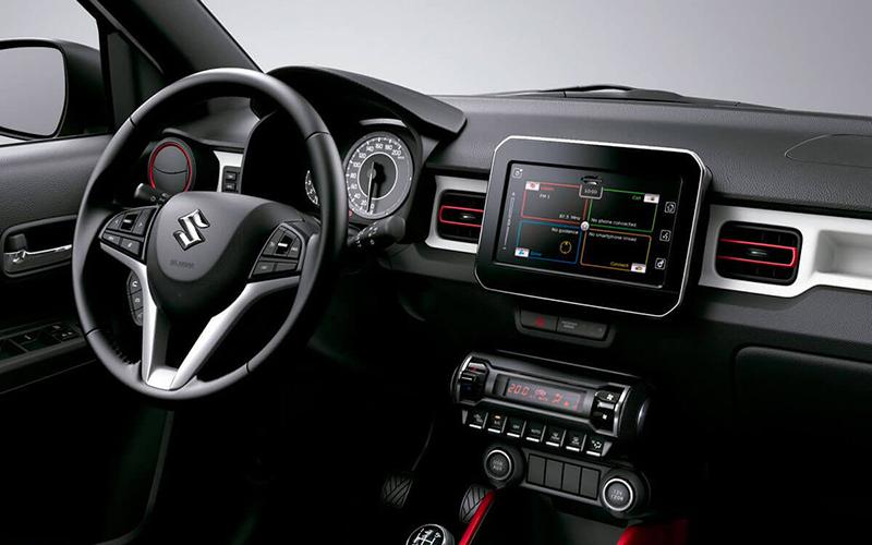 Suzuki Ignis precio mexico