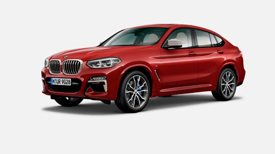 La BMW X4 M40i no pasa desapercibida en ningún lugar, gracias a su carácter elegante y deportivo